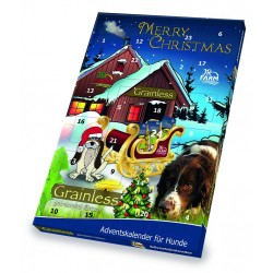 JR Dog Grainless Julekalender