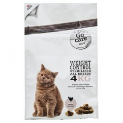Royal Cat Weight Control & Ste.GRAIN FREE 3 x 4 Kg.