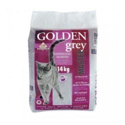 2x Kattegrus Golden Grey